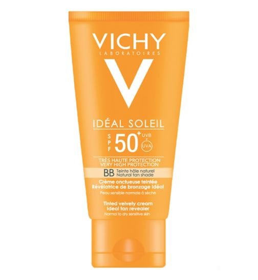 Vichy Ideal Soleil Tinted Velvety BB Cream SPF50+ 50ml