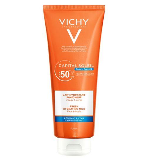 Vichy Ideal Soleil Face & Body Milk 300ml SPF50 300ml