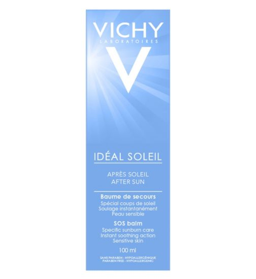 Vichy Ideal Soleil After-Sun Repair Balm 100ml