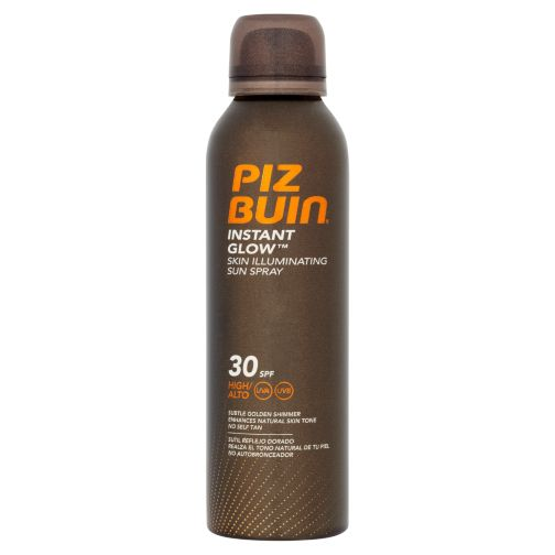 PIZ BUIN® Instant GlowTM Skin Illuminating Sun Spray SPF 30 150ml