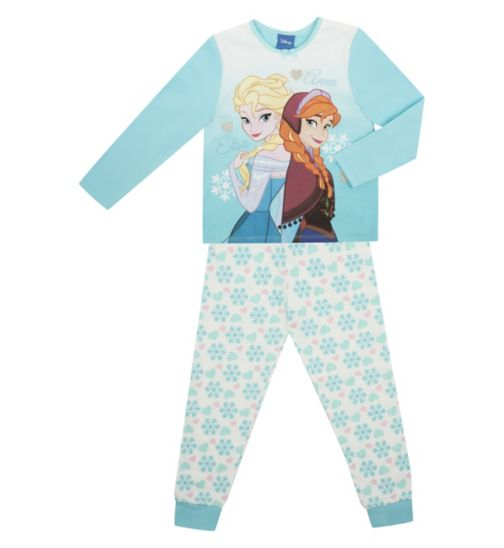 Girls Frozen Pyjamas - Mini Club