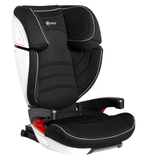 My Child Rapido Fix Group 2/3 Car Seat - Black