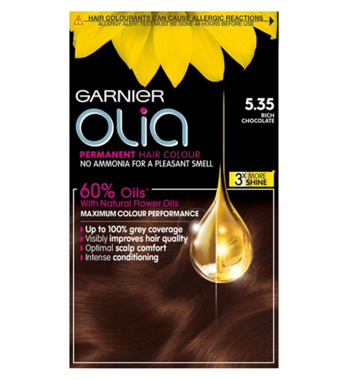Garnier Olia 5.35 Rich Chocolate