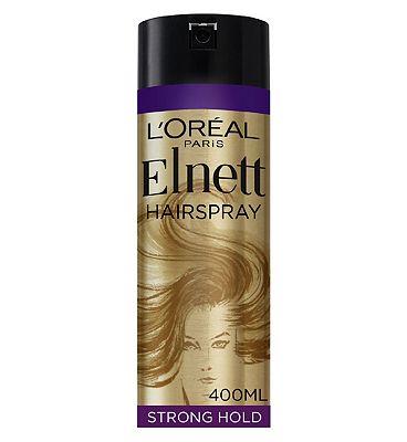 L'Oral Elnett Precious Oils Hairspray 400ml
