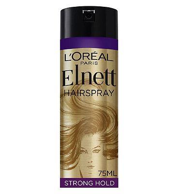 L'Oral Elnett Precious Oils Hairspray 75ml