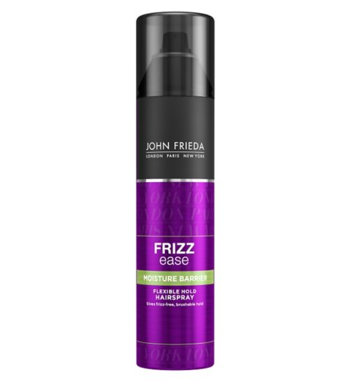 John Frieda Frizz Ease Moisture Barrier Flexible Hold Hairspray 250ml