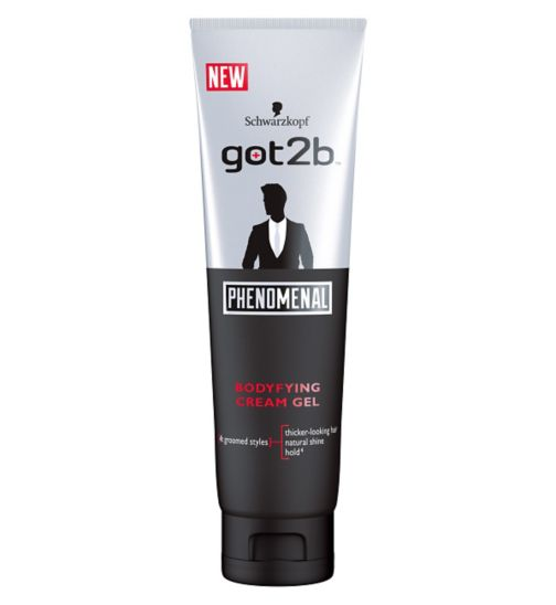 Schwarzkopf got2b Phenomenal Bodyfying Cream Gel 150ml