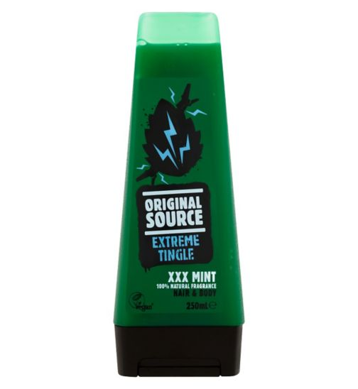 Original Source Hair & Body wash XXX mint 250ml