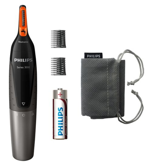 Philips NT3160/10 Nose Hair Trimmer series 3000