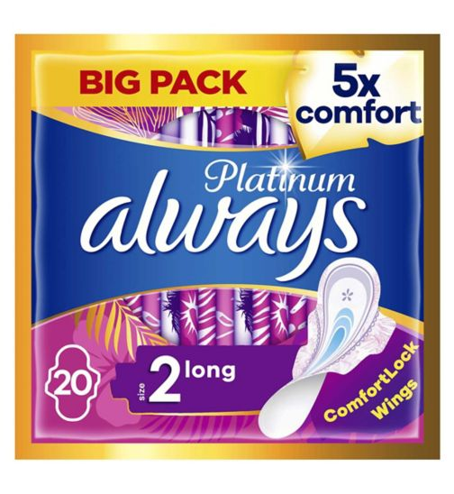 Always Sensitive Normal Ultra (Size 1) Sanitary Towels Wings 14 Pads