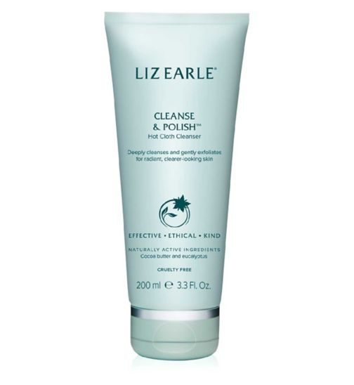 Liz Earle Cleanse & Polish Hot Cloth Cleanser 200ml