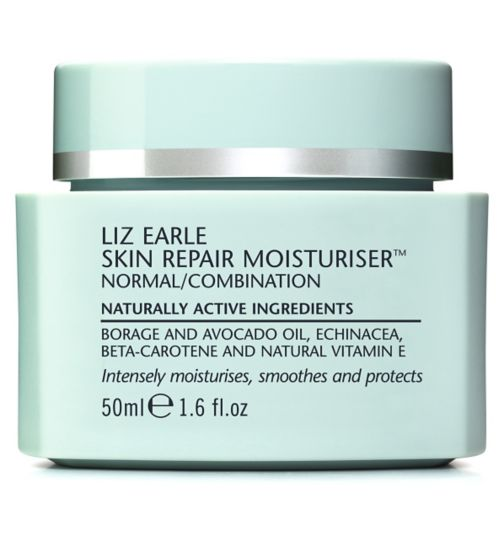 Liz Earle Skin Repair Moisturiser - Normal/Combination 50ml