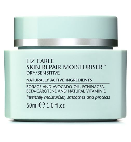 Liz Earle Skin Repair Moisturiser- Dry/Sensitive 50ml