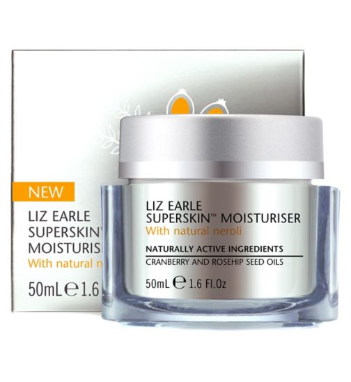Liz Earle Superskin Moisturiser with natural neroli 50ml