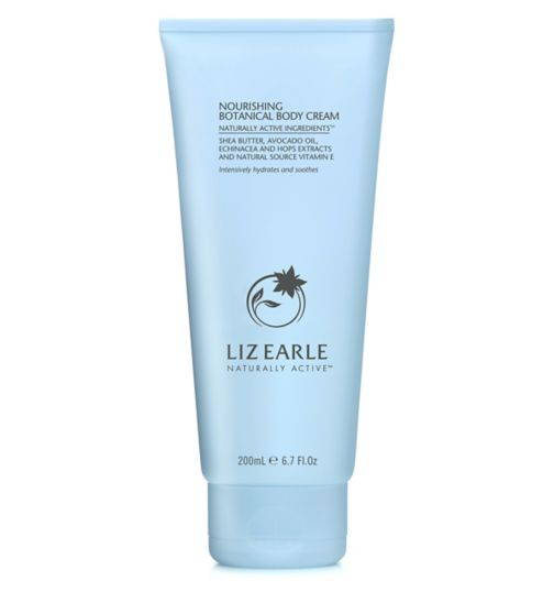 Liz Earle Nourishing Botanical Body Cream 200ml