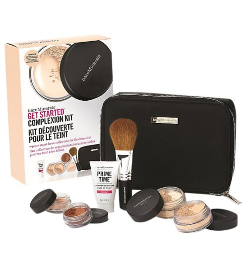 bareMinerals Get Started® Complexion Kit Fairly Light