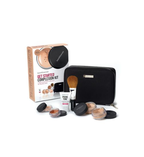 bareMinerals Get Started® Complexion Kit Medium Tan