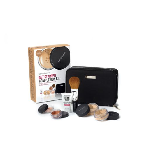 bareMinerals Get Started® Complexion Kit Golden Tan