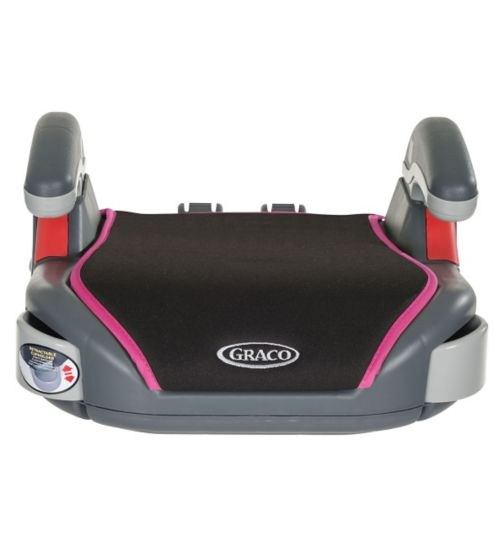 Graco Sport Basic Booster Car Seat - Pink