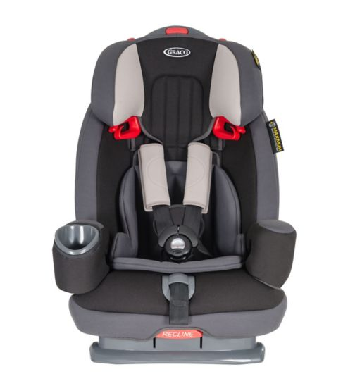 Graco Nautilus Elite Car Seat - Aluminium