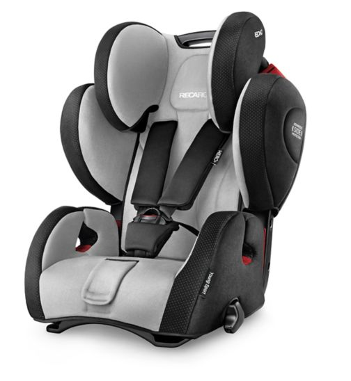 Recaro Young Sport Hero Car Seat - Graphite