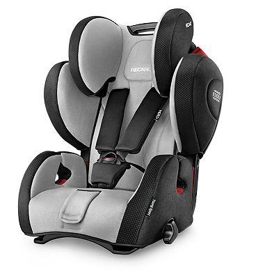 Recaro Young Sport Hero Car Seat  Graphite