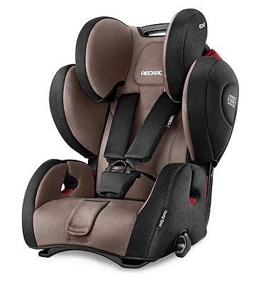 Recaro Young Sport Hero Car Seat  Mocca