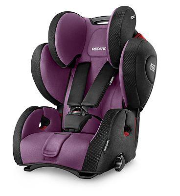 Recaro Young Sport Hero Car Seat  Violet