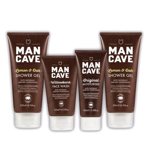 Man Cave Shower Gel Boots : Bundles offers boots ireland