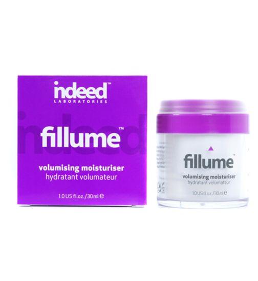 Indeed Labs fillume volumising moisturiser 30ml