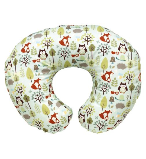 Boppy Pillow - Woodsie