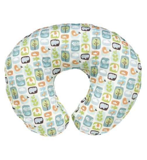 Boppy Pillow  - Stamp Collector