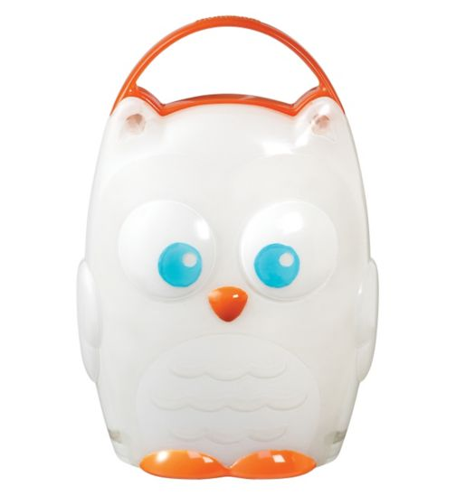 Lindam Light My Way Owl Nightlight