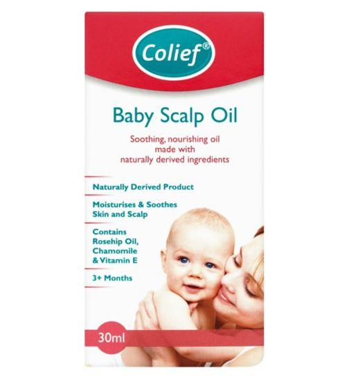 Colief Baby Scalp Oil - 30ml