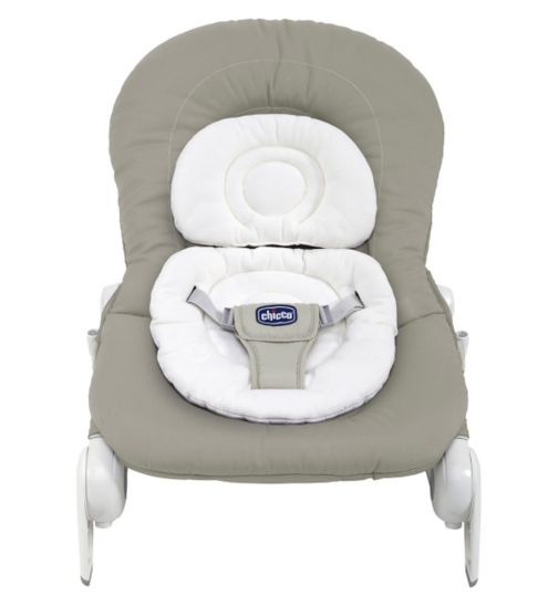 Chicco Hoopla Bouncer - Silver