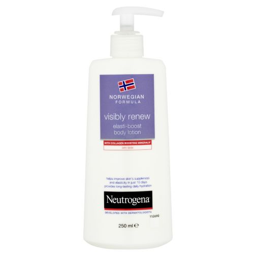 Neutrogena Norwegian Formula Visibly Renew Elasti-Boost Body Lotion 250ml