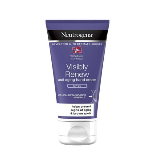 Neutrogena Norwegian Formula Visibly Renew Elasti-Boost Hand Cream 75ml