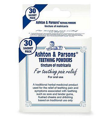 Ashton & Parsons Infants' Powders - 30 Sachets