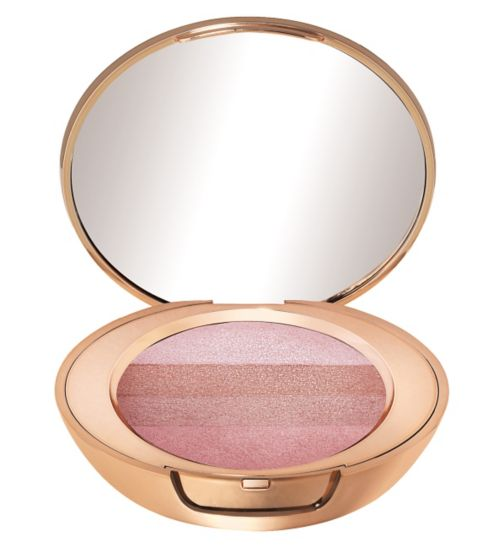 No7 Shimmer Palette Rose