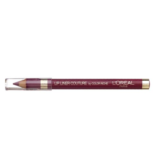 L'Oreal Paris Les Lipliner Couture by Colour Riche