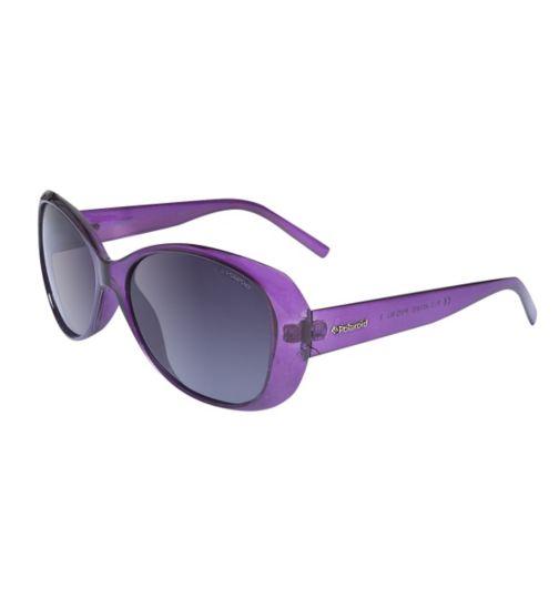 Polaroid Women's Prescription Sunglasses - Purple PLD 4014/S