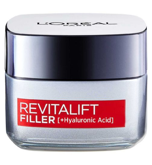 L'Oreal Paris Revitalift Filler Renew Anti-Ageing Day Replumping Cream 50ml