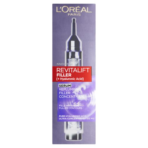 L'Oreal Paris Revitalift Filler Renew Hyaluronic Replumping Serum 16ml