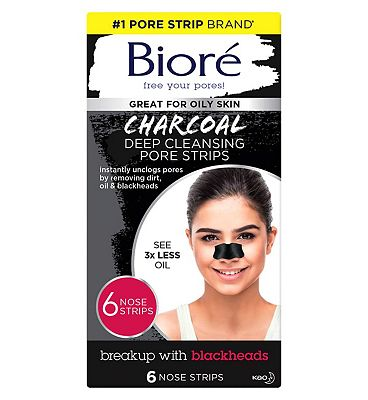 BIOR Deep Cleansing Charcoal Pore Strips