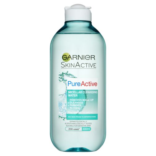 Garnier Pure Micellar Cleansing Water 400ml