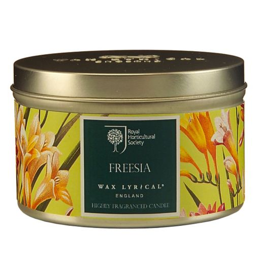 Wax Lyrical RHS Freesia Scented Candle