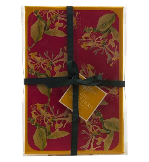 Wax Lyrical RHS Wild Honeysuckle Sachet Set