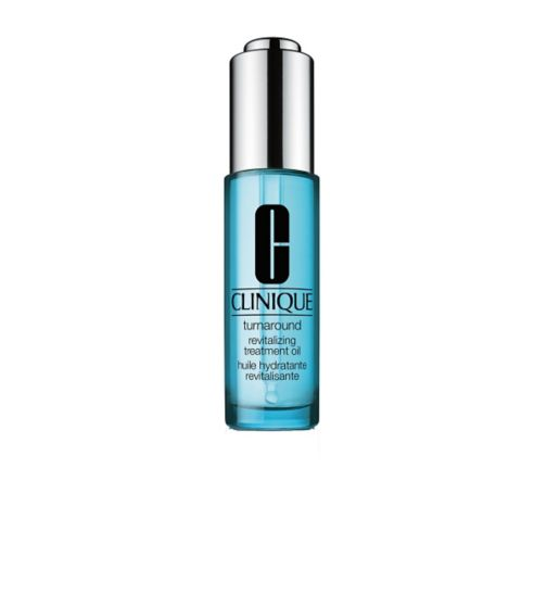 Clinique Turnaround Revitalizing Treatment Oil 30ml