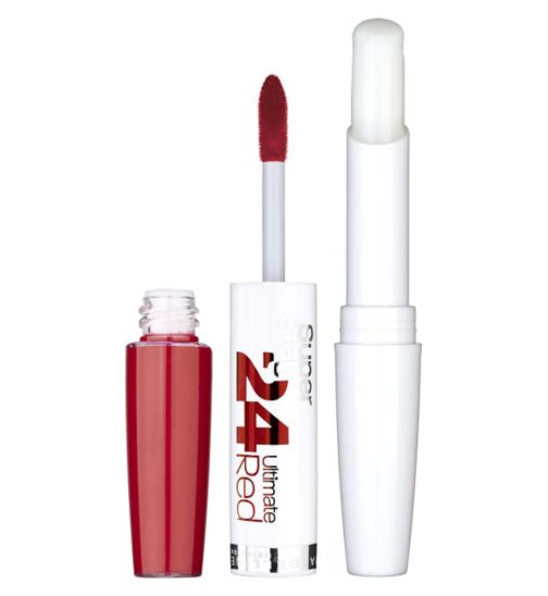 Maybelline Superstay Ultimate Red Lip