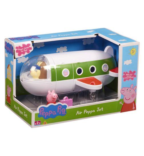 Peppa Pig Holiday Air Peppa Holiday Jet